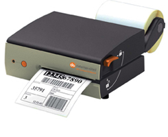 Datamax O'Neil Compact4 Mobile Direct thermisch Mobiele printer