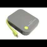 Techlink 527051 Lithium Polymer (LiPo) 4000mAh Grey power bank