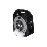 SMJ CT2013RCD 4AC outlet(s) 20m Black,Grey power extension