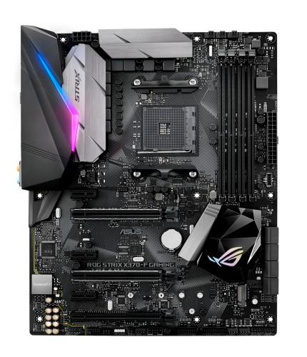ASUS ROG STRIX X370-F GAMING Socket AM4 AMD X370 ATX