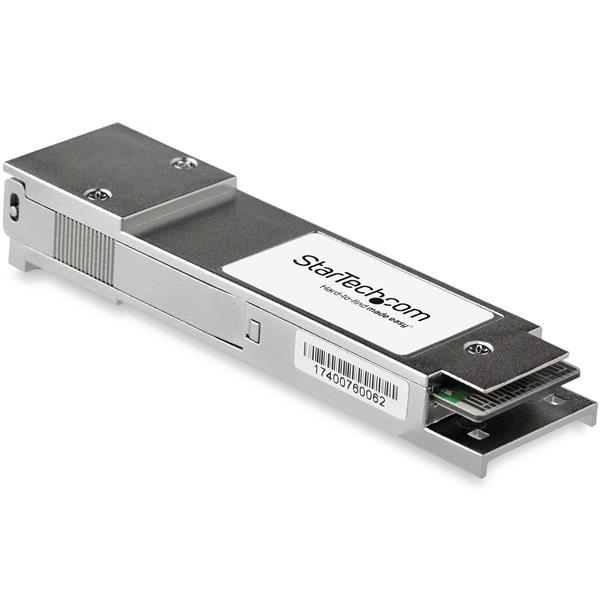 StarTech.com Módulo transceptor QSFP compatible con el modelo QSFP40GER4ES de Juniper - 40GBase-SR4