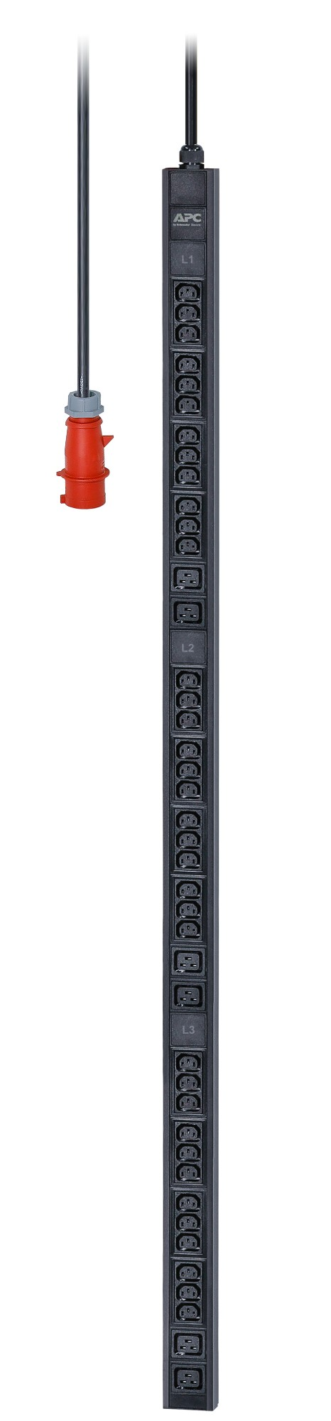 APC EPDU1216B power distribution unit (PDU) 0U Black 42 AC outlet(s)