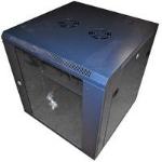 Dynamode CAB-W18U-PR600 rack cabinet 18U Wall mounted rack Black