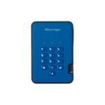 iStorage diskAshur 2 128 GB Blue