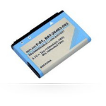 MicroBattery MBP1162 1100mAh 3.7V rechargeable battery
