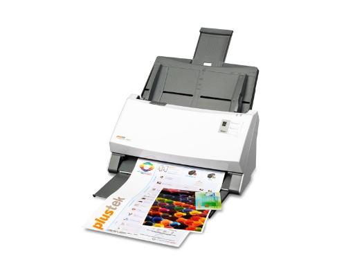 Plustek SmartOffice PS406U 600 x 600 DPI ADF scanner Grey,White A4