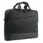 "Mobilis RE.LIFE notebook case 39.6 cm (15.6"") Briefcase Black"