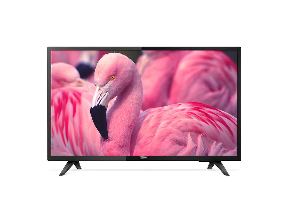 "Philips 50HFL4014/12 hospitality TV 127 cm (50"") Full HD 250 cd/m² Black A++ 16 W"