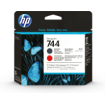 HP F9J88A (744) Printhead black matt