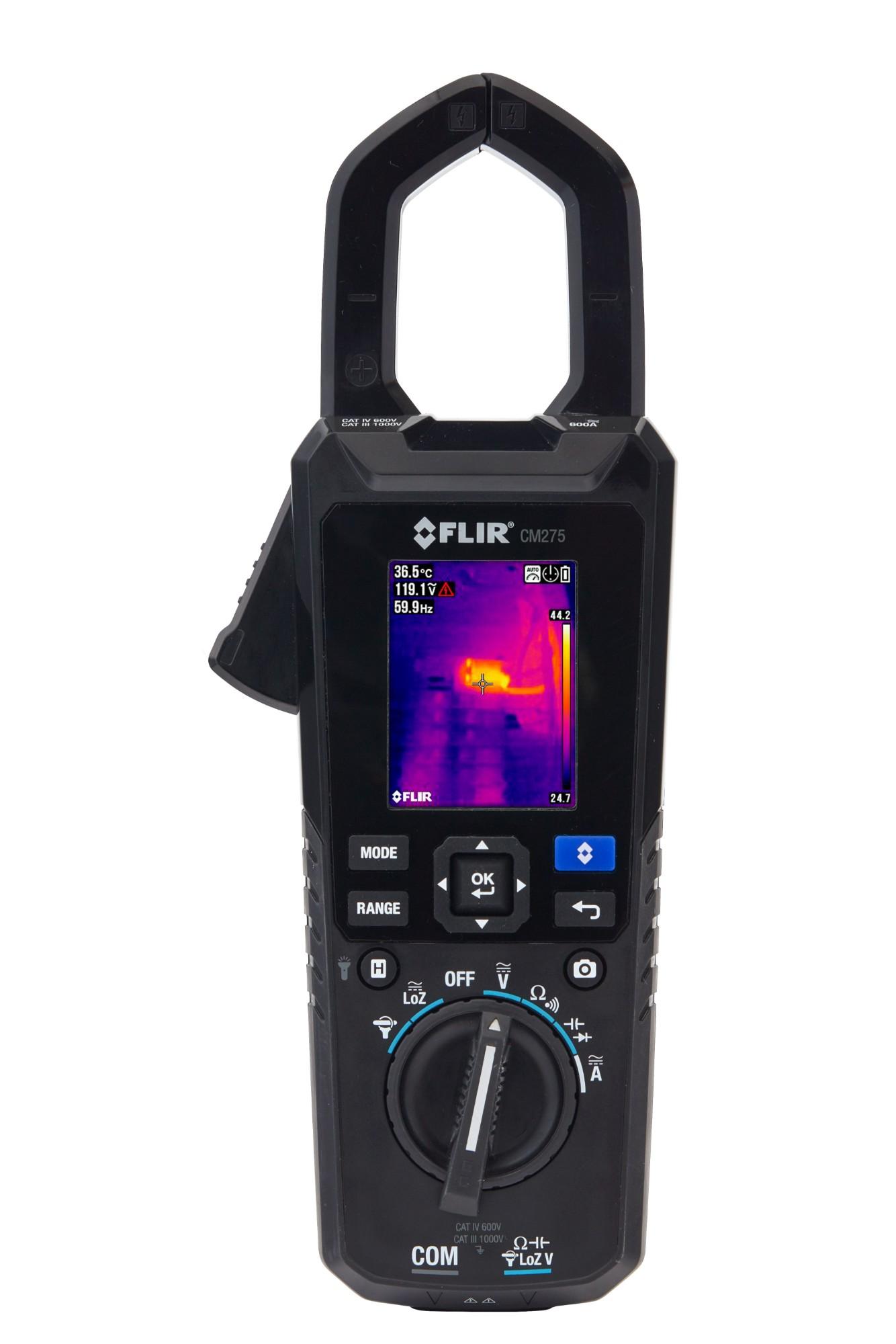 FLIR Thermal Imaging AC/DC Clamp Meter