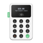 iZettle Reader 2 smart card reader Bluetooth White