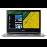 "Acer Swift SF314-52-32L5 2.4GHz i3-7100U 14"" 1920 x 1080pixels Silver Notebook"