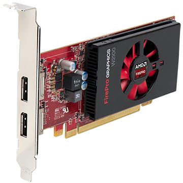 AMD FirePro W2100 2GB FirePro W2100 2GB GDDR3