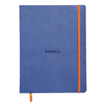 RHODIA rama Softcover Notebook Lined 190x250 Sapphire Blu