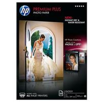 HP Premium Plus Glossy photo paper Gloss