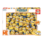 DESPICABLE ME Minion Made 100pcs Wooden Jigsaw Puzzle (16528)