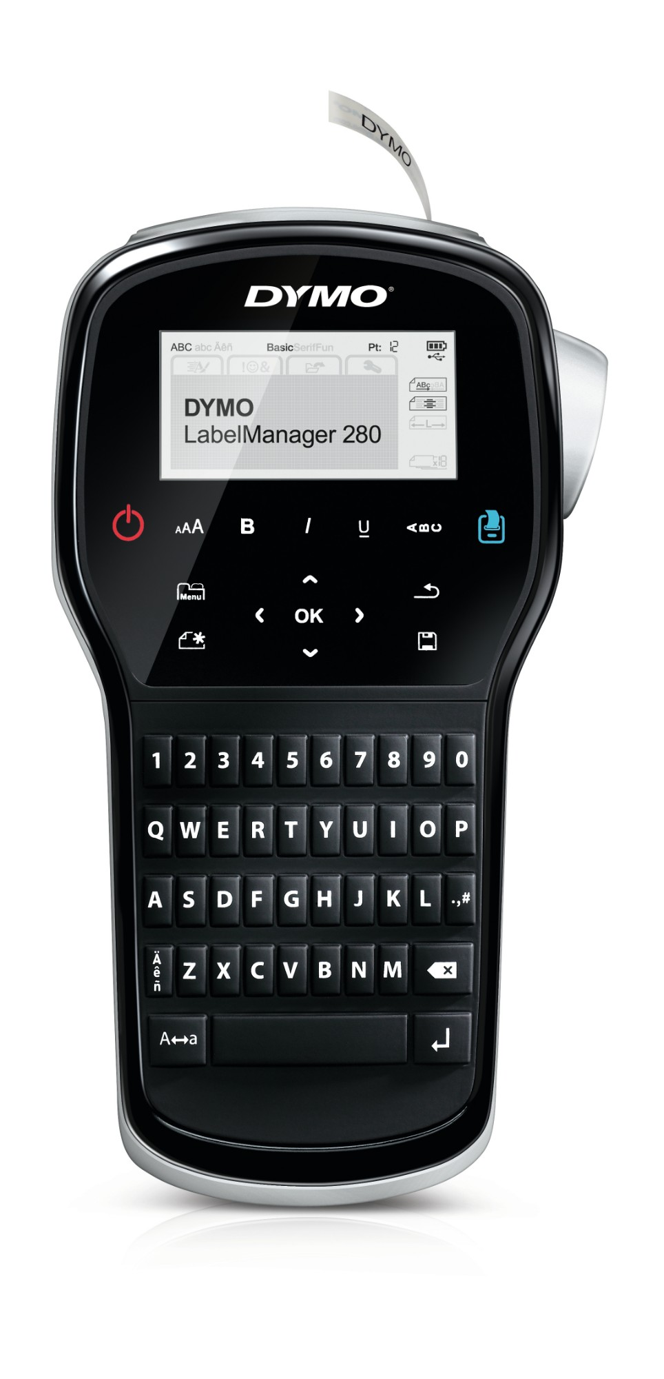 DYMO LabelManager ™ 280 QWERTY