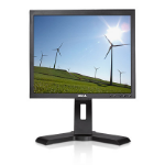"DELL P170S 17"" Black computer monitor"