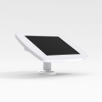 Bouncepad Swivel Desk | Apple iPad 3rd Gen 9.7 (2012) | White | Covered Front Camera and Home Button |