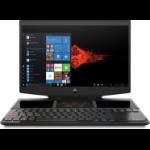"""HP OMEN X 15-dg0001na Black Notebook 39.6 cm (15.6"""") 1920 x 1080 pixels 9th gen Intel® Core™ i7 16 GB DDR4-SDRAM 512 GB SSD Windows 10 Home"""