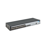 Hewlett Packard Enterprise 1920-24G Managed L3 Gigabit Ethernet (10/100/1000) Grey