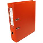 Rexel Colorado Foolscap Lever Arch File Orange (10)