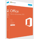 Microsoft Office Home and Business 2016 Win English APAC DM Medialess P2