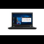 "Lenovo ThinkPad P15 Mobile workstation 43.9 cm (17.3"") Full HD 11th gen Intel® Core™ i7 16 GB DDR4-SDRAM 512 GB SSD NVIDIA RTX A2000 Wi-Fi 6 (802.11ax) Windows 10 Pro Black"