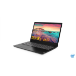 "Lenovo IdeaPad S145 Notebook Black 39.6 cm (15.6"") 1920 x 1080 pixels 10th gen Intel® Core™ i3 4 GB DDR4-SDRAM 128 GB SSD Wi-Fi 5 (802.11ac) Windows 10 Home S"