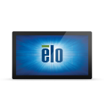 """Elo Touch Solution E176938 15.5"""" 1366 x 768pixels Multi-touch Table Black touch screen monitor"""
