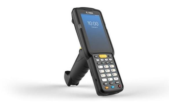 Zebra MC3300x handheld mobile computer 10.2 cm (4