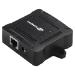 Edimax GP-101ST Power over Ethernet (PoE) Black network splitter
