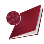 Leitz Hard Covers Red