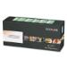 Lexmark 78C2UKE Toner black, 10.5K pages