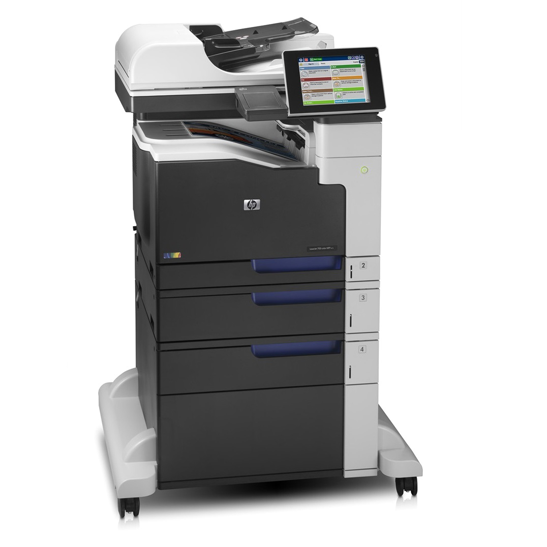 HP LaserJet Managed MFP M775fm 600 X 600DPI Laser A3 30ppm