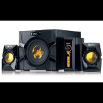 Genius SW-G2.1 3000 2.1channels 70W Black speaker set