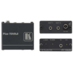 Kramer Electronics PT-102AN audio amplifier 2.0 channels Black