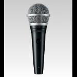 Shure PGA48-XLR Black, Metallic Stage/performance microphone