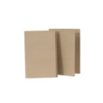 Guildhall Value Square Cut Folder Kraftliner Foolscap Buff PK100