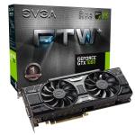 EVGA GeForce GTX 1060 FTW+ GAMING ACX 3.0 GeForce GTX 1060 6GB GDDR5 graphics card