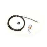 Tryten 401124 Flat key Cable Lock