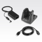 ZEBRA MC30/MC31 Single Slot Serial/USB Cradle Kit (INTL). Kit includes: Single Slot Cradle CRD3000-1001RR,