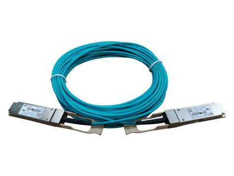 Hewlett Packard Enterprise X2A0 40G QSFP+ 10m InfiniBand cable QSFP+