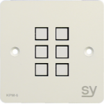 SY Electronics SY-KPM6-BW matrix switch accessory