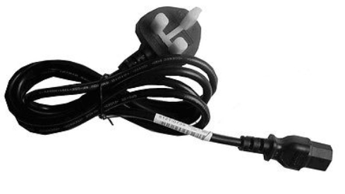 HP 100613-008 1.8m Black power cable