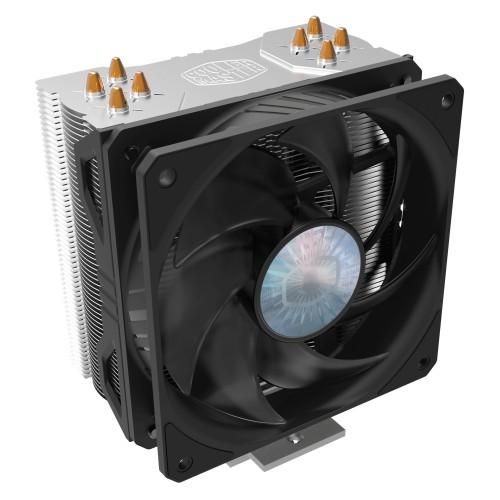 Cooler Master Hyper 212 EVO V2 Processor 12 cm Black, Silver 1 pc(s)