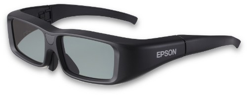 Epson 3D Glasses (Active, IR)- ELPGS01 stereoscopic 3D glasses