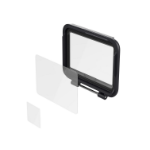 GoPro AAPTC-001 Screen protector Black, Transparent