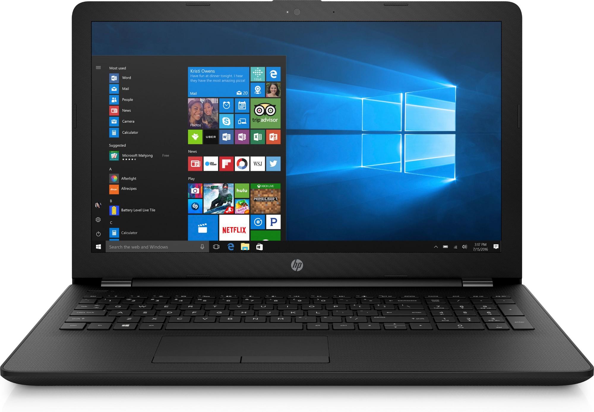 HP Notebook - 15-bw034na