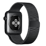 Apple MLJH2ZM/A Band Black Stainless steel
